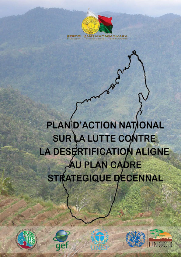 Plan d'Action National de Lutte contre la Désertification Aligné