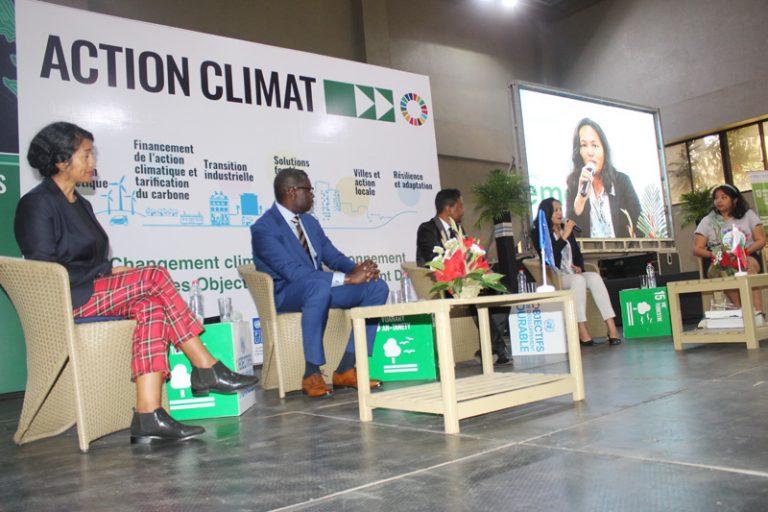 Sommet du Bien Social 2019 : le Changement Climatique au centre des préoccupations de Madagascar