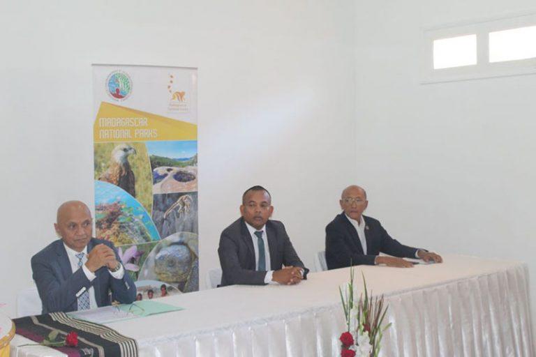 Nomination du nouveau Directeur Général de Madagascar National Parks