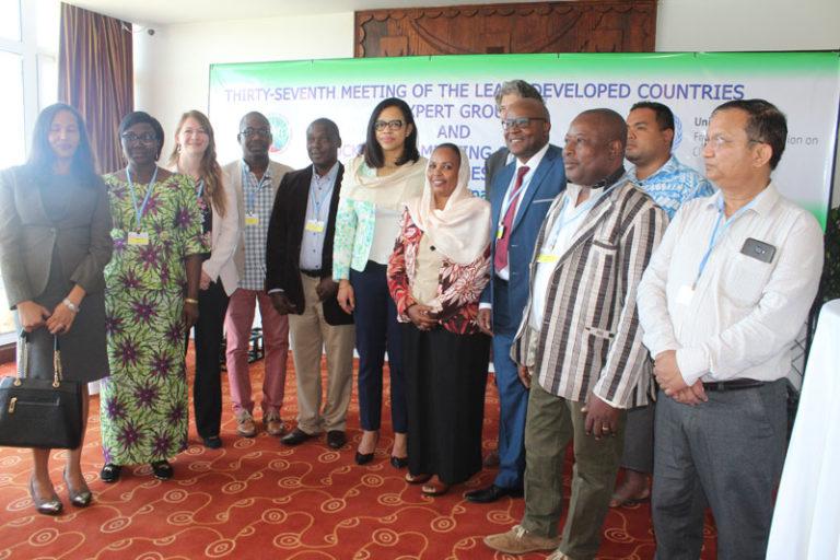 Adaptation au Changement Climatique : 37ème réunion des Groupes d'experts des Pays moins avancés à Madagascar.