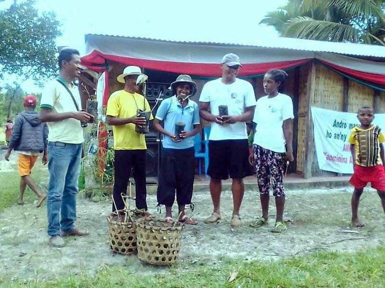 Filière Bambou: la DREDD Antsinanana et le Projet PROSPERER collaborent ensemble pour planter 24 000 bambous sur une superficie de 50 ha