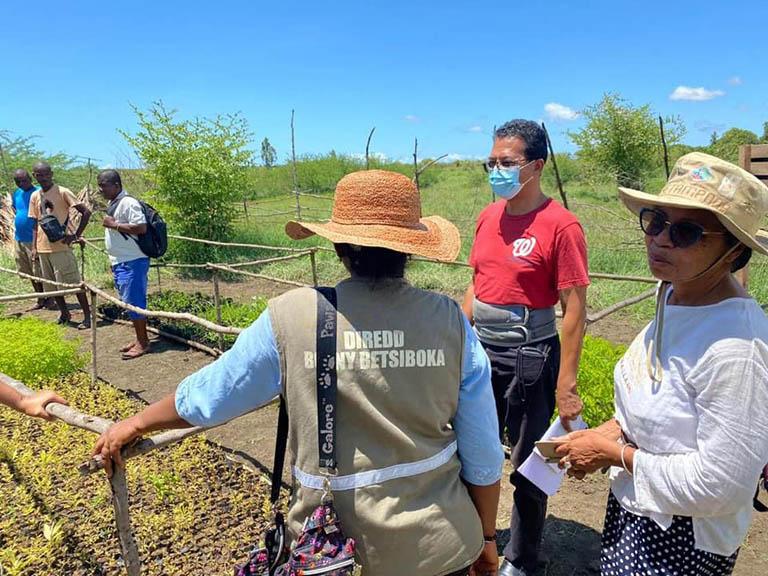 Boanamary: sauvegarde et préservation des Mangroves grâce au partenariat de l'UGP/MEDD et le Projet S2NPA/GEF V