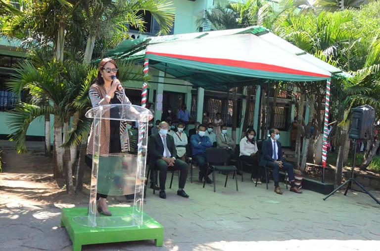 Évaluation des réalisations du MEDD en 2020 durant les présentations de vœux à Nanisana