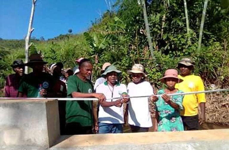 Toamasina: construction d'un barrage pour soutenir les activités de production de la population