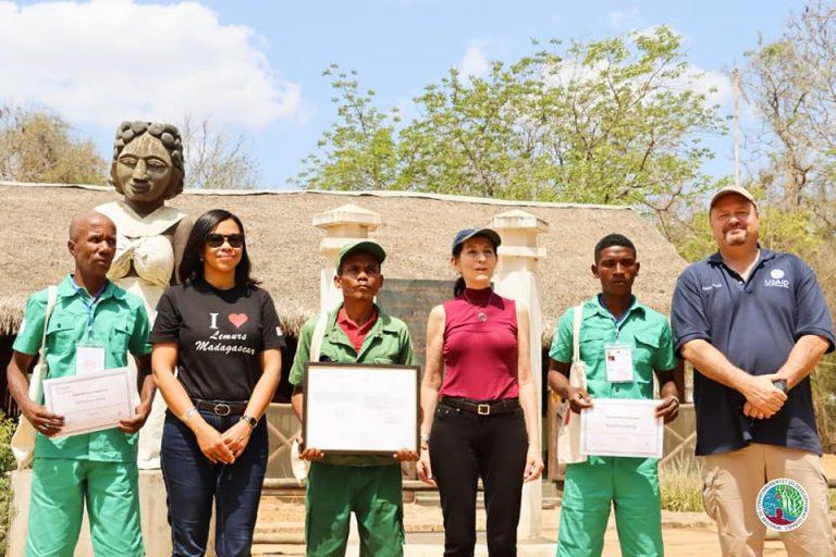 ZOEMANA BEANDRAY : CHAMPION OF MADAGASCAR MPIARADIA