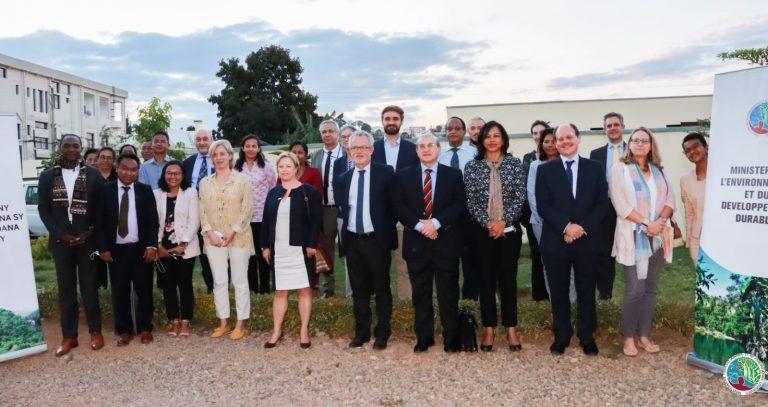REUNION DE LA PLATEFORME DE COORDINATION STRATEGIQUE – ENVIRONNEMENT (PCS-E)